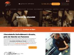 Détails : Chocolaterie Defroidmont à Erezée, près de Marche-en-Famenne