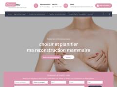 Reconstruction mammaire à Paris