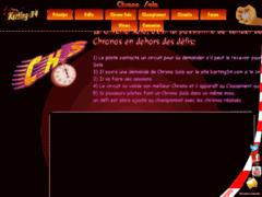 Détails : Compétition de karting en France