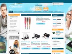 Détails : Cigarettec: le site du vapoteur de cigarette électronique