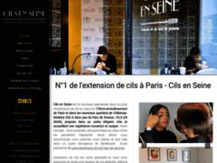 Détails : Institut d'extension de faux cils sur Paris