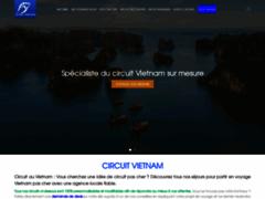 Détails : Circuit au vietnam