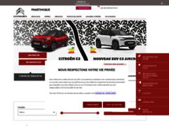 Sodiva Citroën Martinique