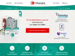 Détails : Louez un défibrillateur connecté Citycare