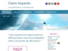 Claire Lamy: voyante spécialiste de la cartomancie