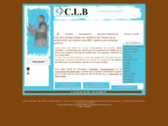 Création du site Internet de CLB (Entreprise de Isolation à AVRECHY )