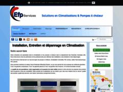 Détails : Efp Services, spécialiste de la climatisation 66