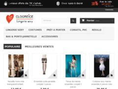 Site Détails : Costume femme sexy et lingerie ouverte