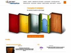 Détails : cloiso-compact.com - Spécialiste en cabine et casier