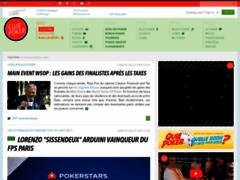 Détails : Un site pour vous initier au jeu de poker