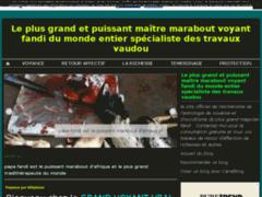LE PLUS GRAND VOYANT ET PUISSANT MAITRE MARABOUT DU MONDE FANDI:SPECIALISTE DE RETOUR AFFECTIF +22 995 627 056