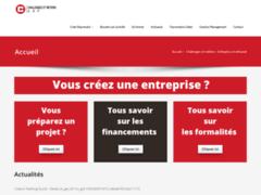 Détails : Cm-gap.fr, portail entreprise et artisanat