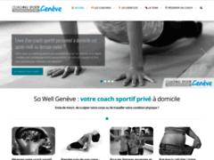 Coaching sportif Genève : cours privé sur le canton de genève