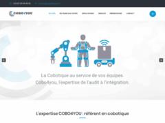 Détails : COBO4YOU, l'entreprise de cobotique