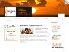 L'agence de voyage CoCokreyol vous accompagne dans l'organisation de vos vacances en Martinique