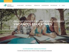 Détails : Colonies de vacances éducatives pour les enfants