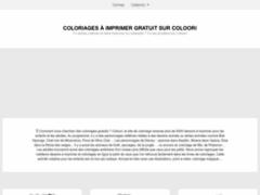 Détails : Coloriage de dessins gratuit