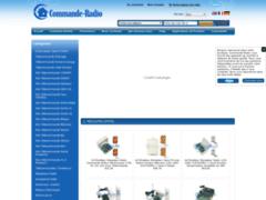 Commande Radio, Système télécommande radio pour contrôle san fil