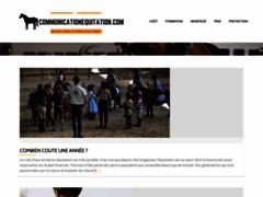 La communication pour les pro de l'équitation
