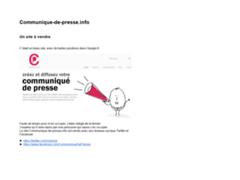 Détails : Agence de relations presse
