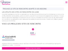 Détails : Top des sites de rencontre