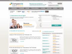 Détails : Assurance vie en ligne - Comparavie