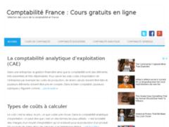 Détails : Cours de comptabilité France
