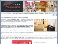 Détails : Conception Cuisines