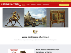 Conclue Affaire: Artisan d'art à PAU