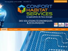 S.A.R.L  Confort habitat services: Chauffagiste à CASTRIES