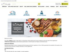 Détails : Compléments alimentaires Conua