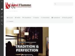 Détails : ConviFamme, expert en poêles et chaudières à bois près de Caen et d'Evreux