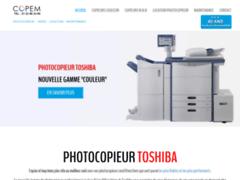 Photocopieur numérique professionnel