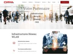 Détails : Corail Systems, Infrastructures Réseaux WLAN