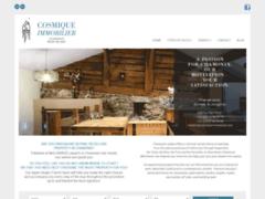 Immobilier sur Chamonix à découvrir sur la vallée du Mont Blanc