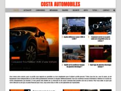 Détails : Un blog sur l'automobile