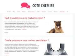 Détails : Guide web cote chemise