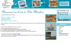 Création du site Internet de  Côté Plomberie (Entreprise de Plombier à VARCES )