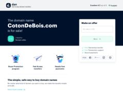 Détails : Coton de Bois