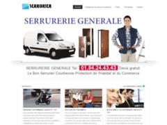 Détails : Entreprise de serrurerie professionnelle à Courbevoie