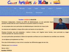 Cours particuliers de Maths à Nice