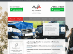 Détails : AJL Conseils, Courtier en assurance à Toulon