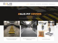 Détails : Dalis Pit Cover - Spécialiste de la couverture de fosse de maintenance