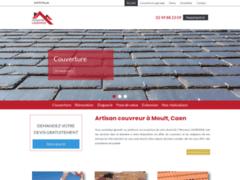 Détails : Artisan couvreur à Moult, Caen