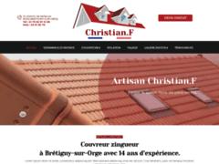 Couvreur Christian.F: Couvreur charpentier à BRETIGNY-SUR-ORGE