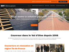 Rpf rénovation : Couvreur charpentier à L'ISLE-ADAM