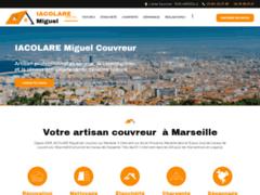 Iacolare miguel : Couvreur charpentier à MARSEILLE