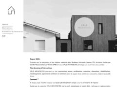 Création du site Internet de CPLD ARCHITECTES (Entreprise de Architecte à CESTAS )