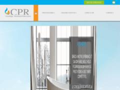 Création du site Internet de CPR chauffage (Entreprise de Chauffagiste à VILLEPINTE )