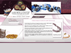 Détails : Vente bijoux fantaisie en perle Blanzy 71